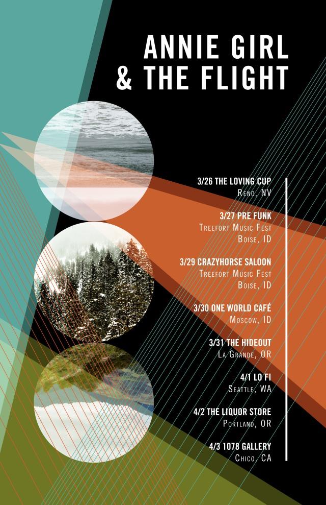 The Flight Tour Flyer